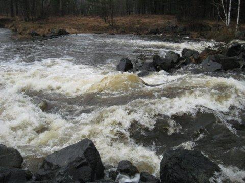 Сплав по реке Пышма