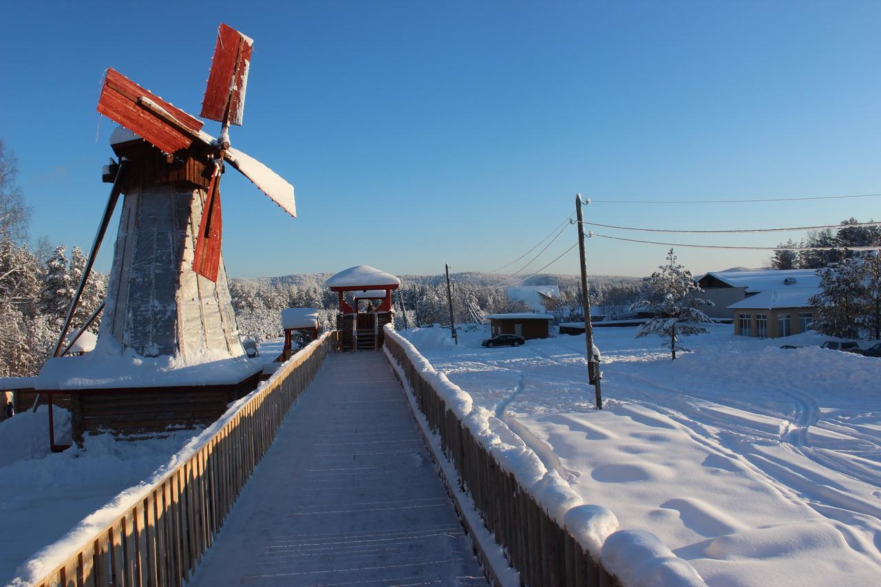 Конно-туристическая база отдыха «Новая Ельня»