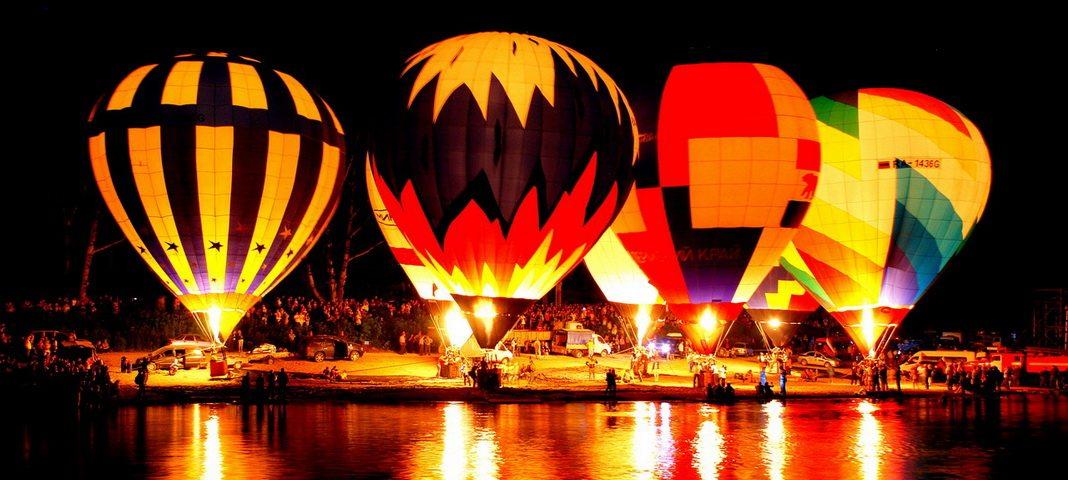 Фестиваль воздухоплавания «Небесная ярмарка Урала»