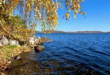 Озеро Банное (Яктыкуль)