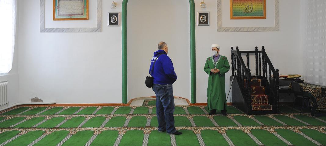 Мечети в Сорочинске более 100 лет