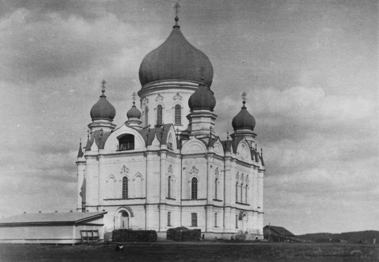 Полевской: Храм Вознесения Господня