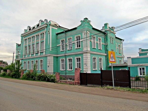 Город Оса, Пермский край