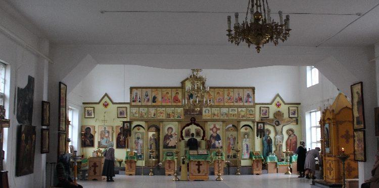 История храма во имя святого благоверного князя Александра Невского в г. Верещагино