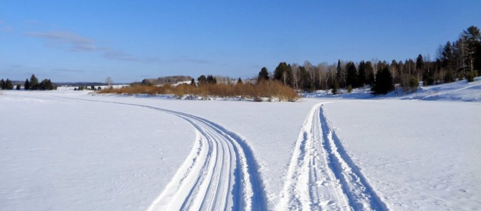 Река Чусовая, Мартьяновская излучина, Свердловская область