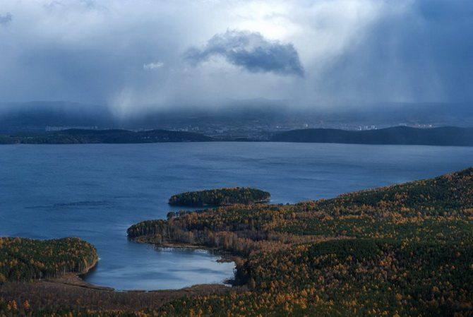 Остров Тургояк