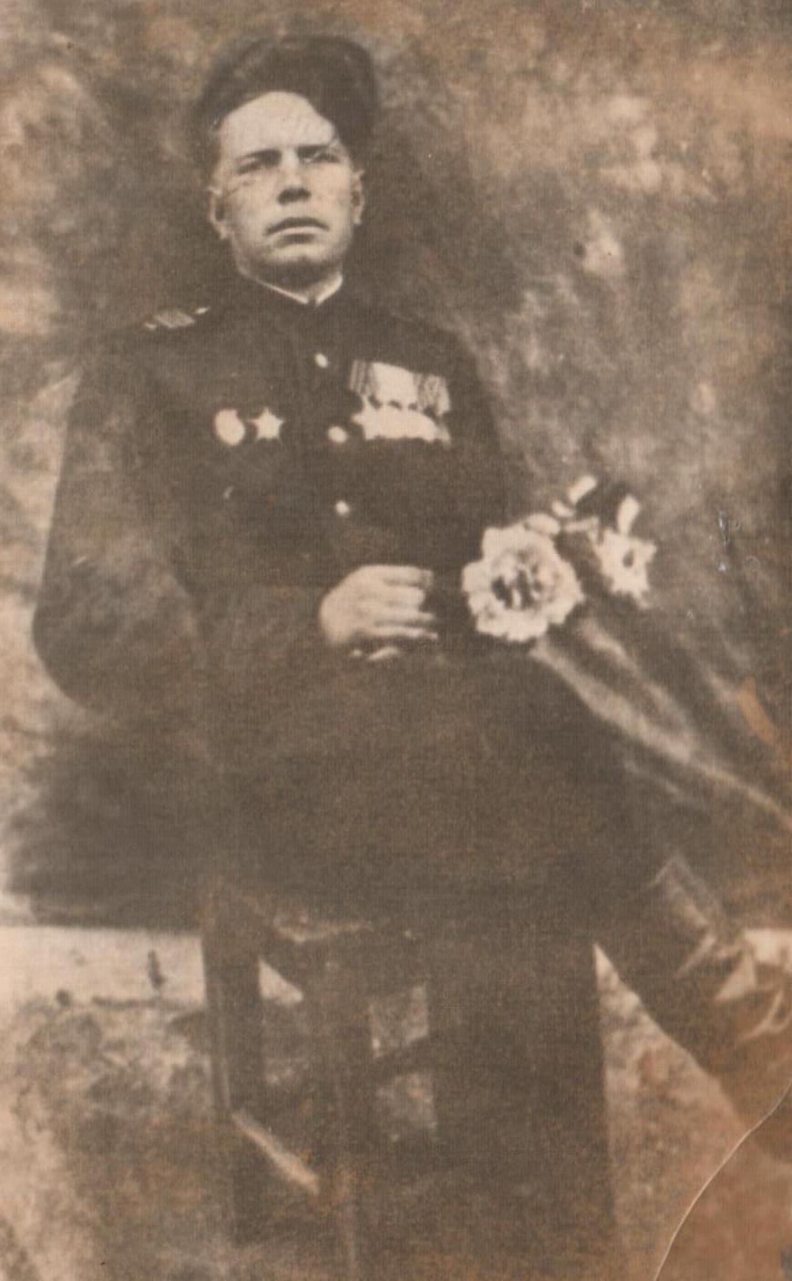 Иван Алексеевич Овсянников