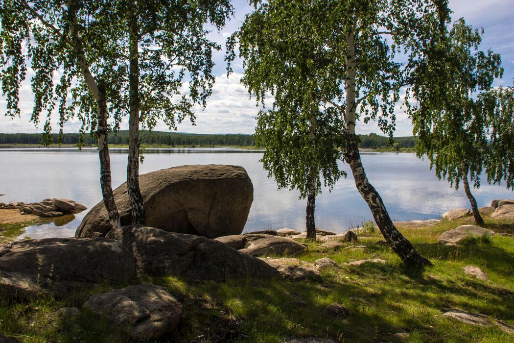 Озеро Аргази, Челябинская область