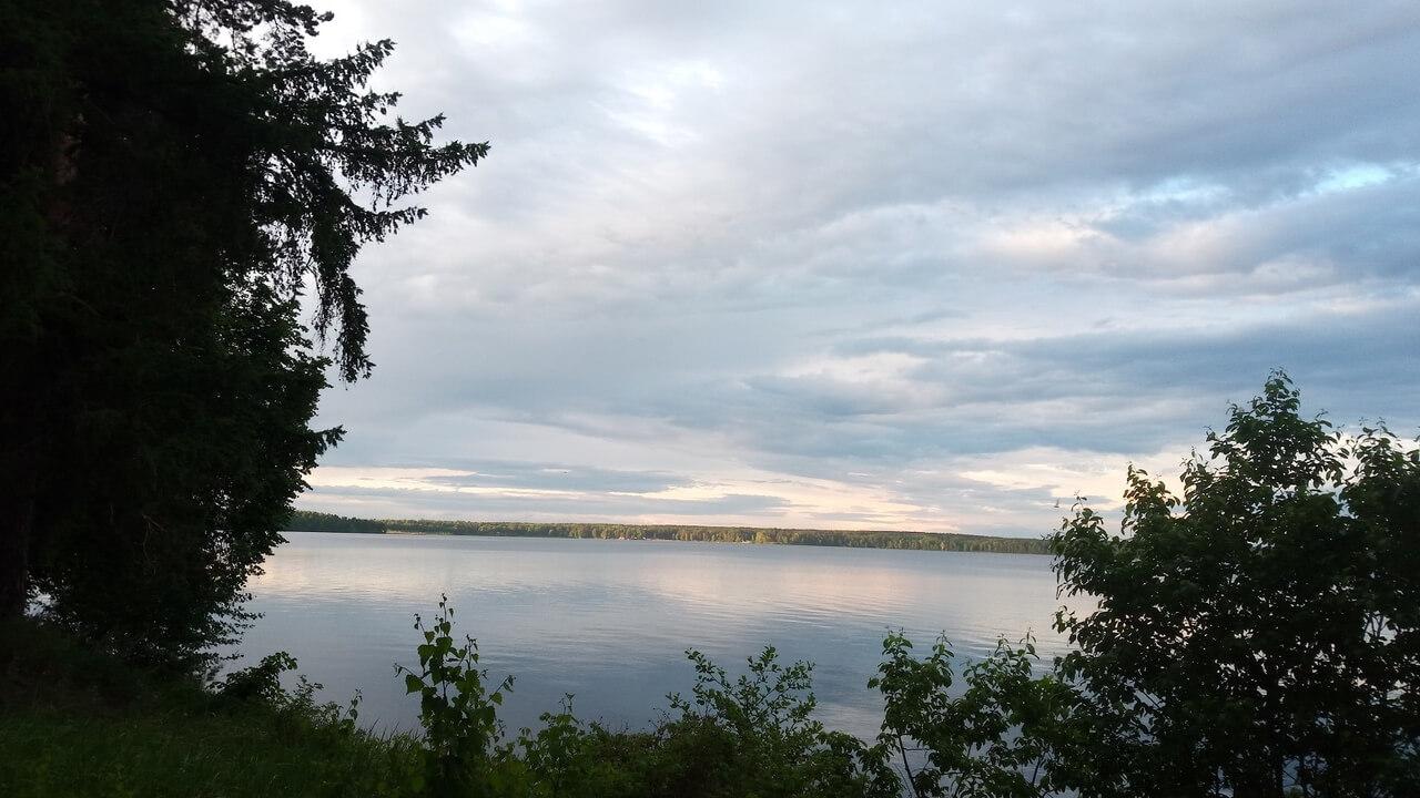 Озеро Балтым