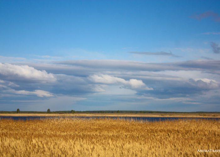 Озеро Большие Аллаки, Челябинская область