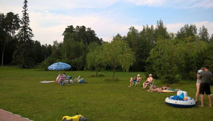 Озеро Чусовое