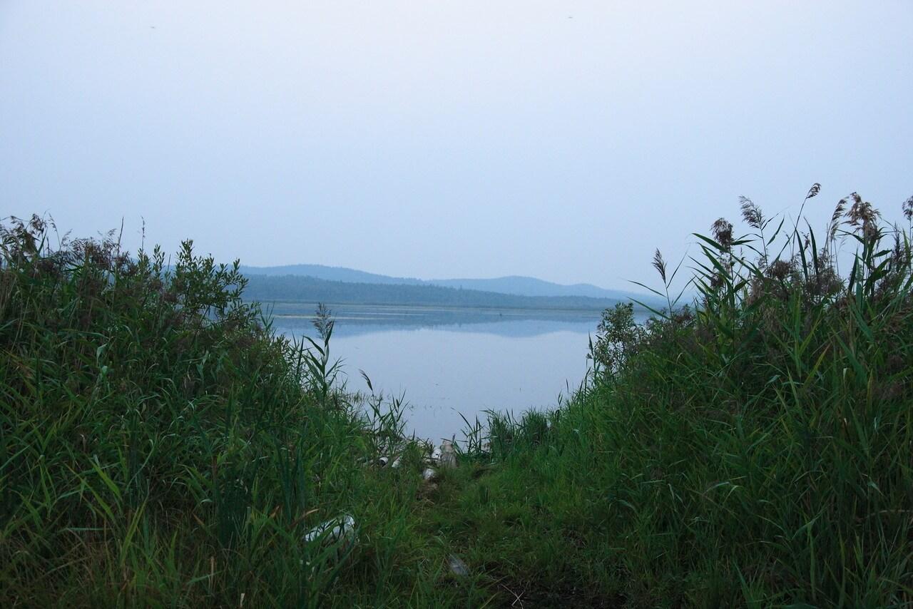 Озеро Мелкое, Свердловская область