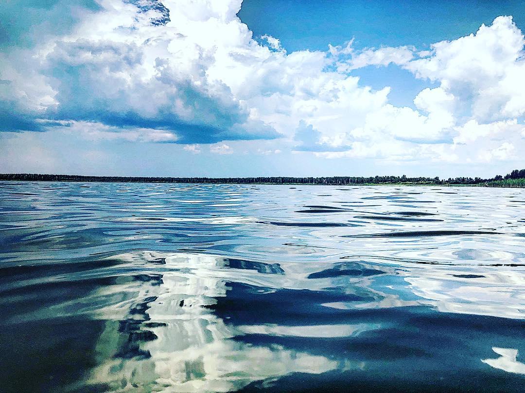 Озеро Молтаево