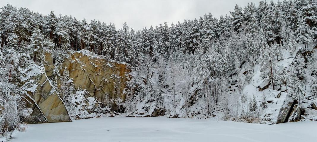 Озеро Тальков Камень, Свердловская область