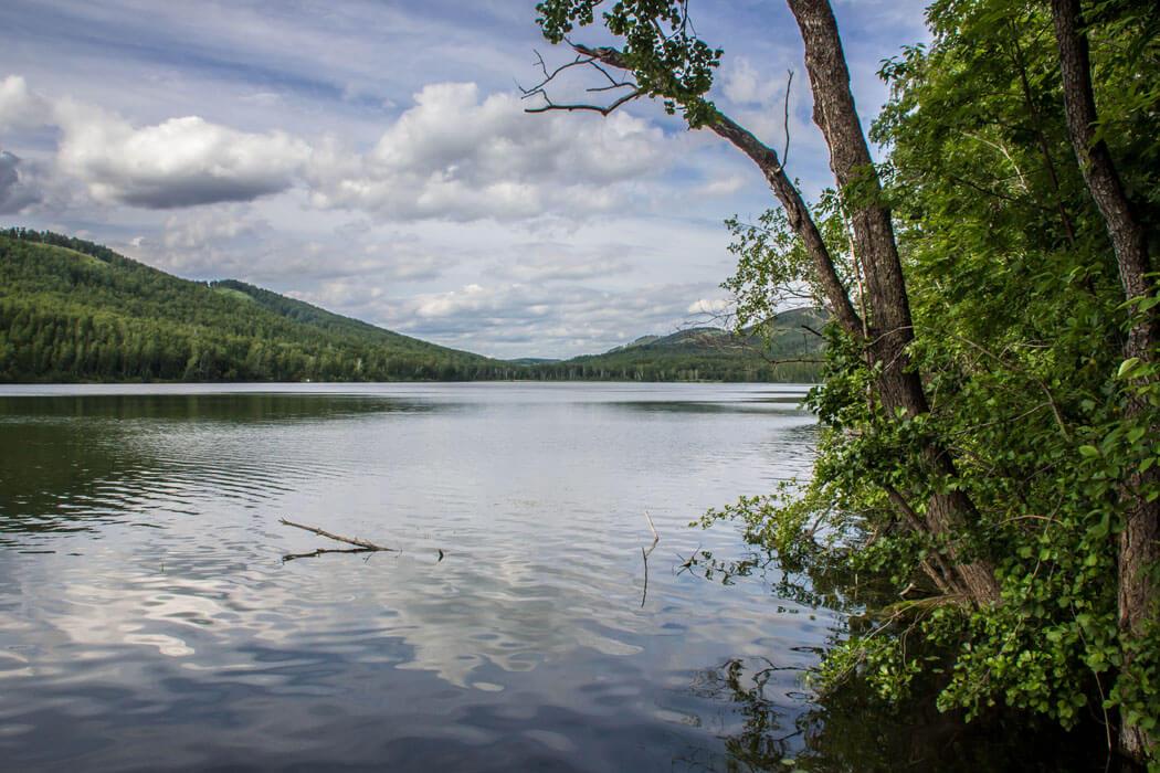 Озеро Теренкуль, Челябинская область