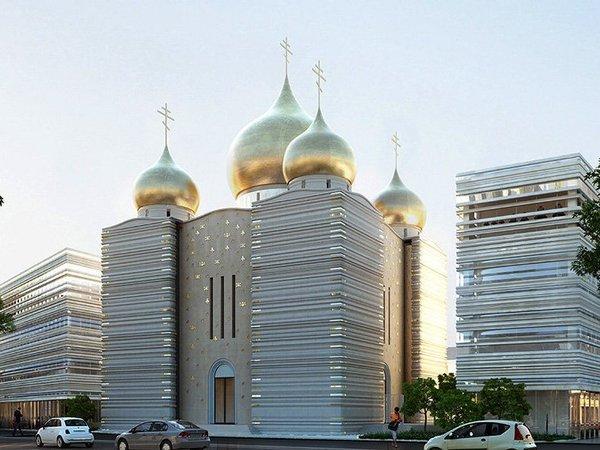 ПОДАРОК ГОРОДУ? Старый-новый Храм Святой Екатерины в Екатеринбурге