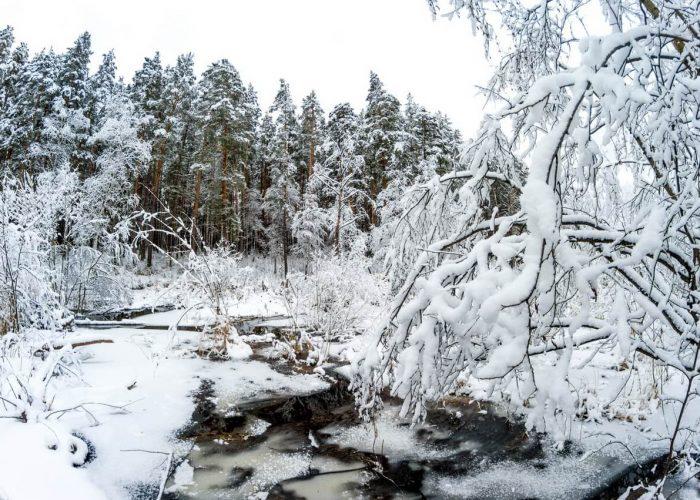 Парк Бажовские места, Свердловская область