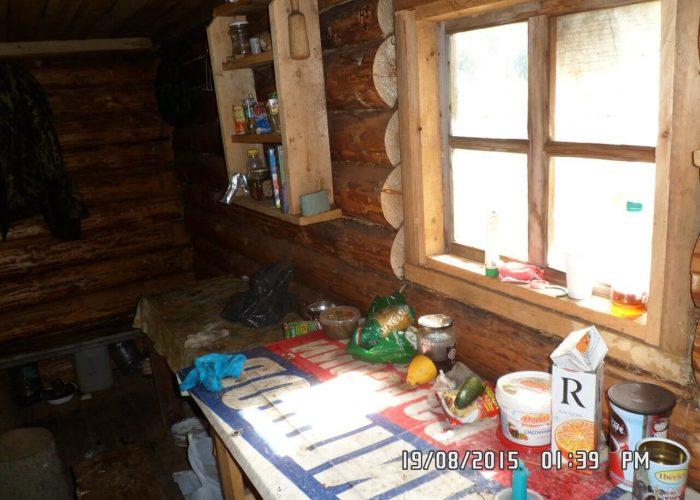 Интерьер базы Ильича