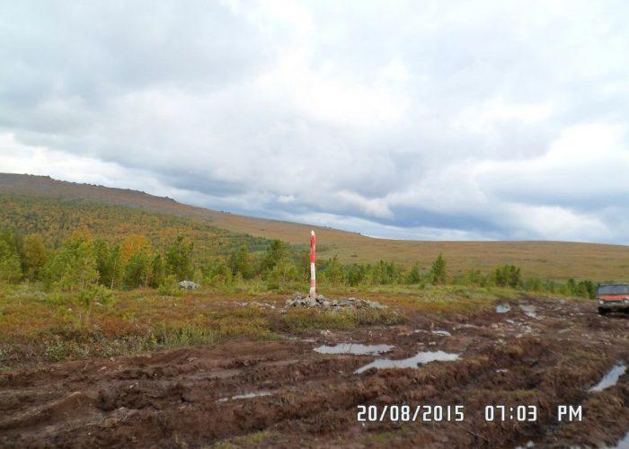 Перевал Дятлова посетили, поехали в сторону плато Мань Пупу Нер...