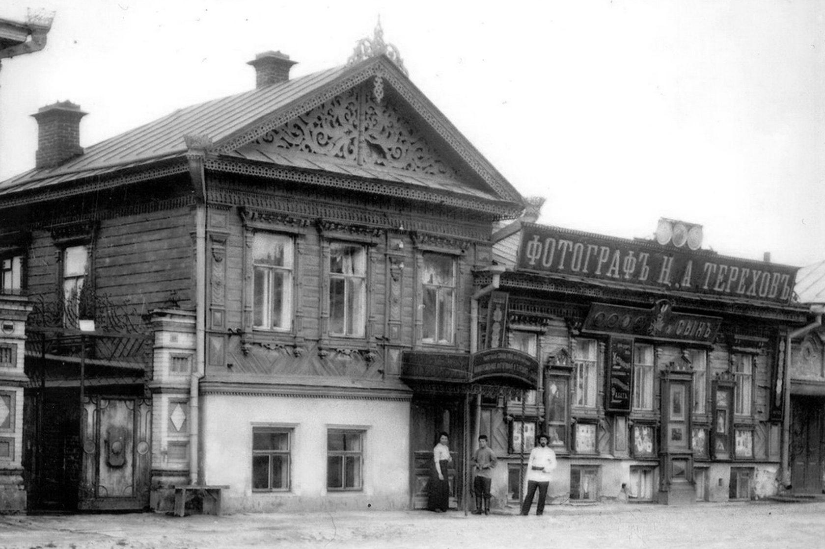 «Первые фотографы Екатеринбурга»: историческая лекция в «Доме Метенкова»