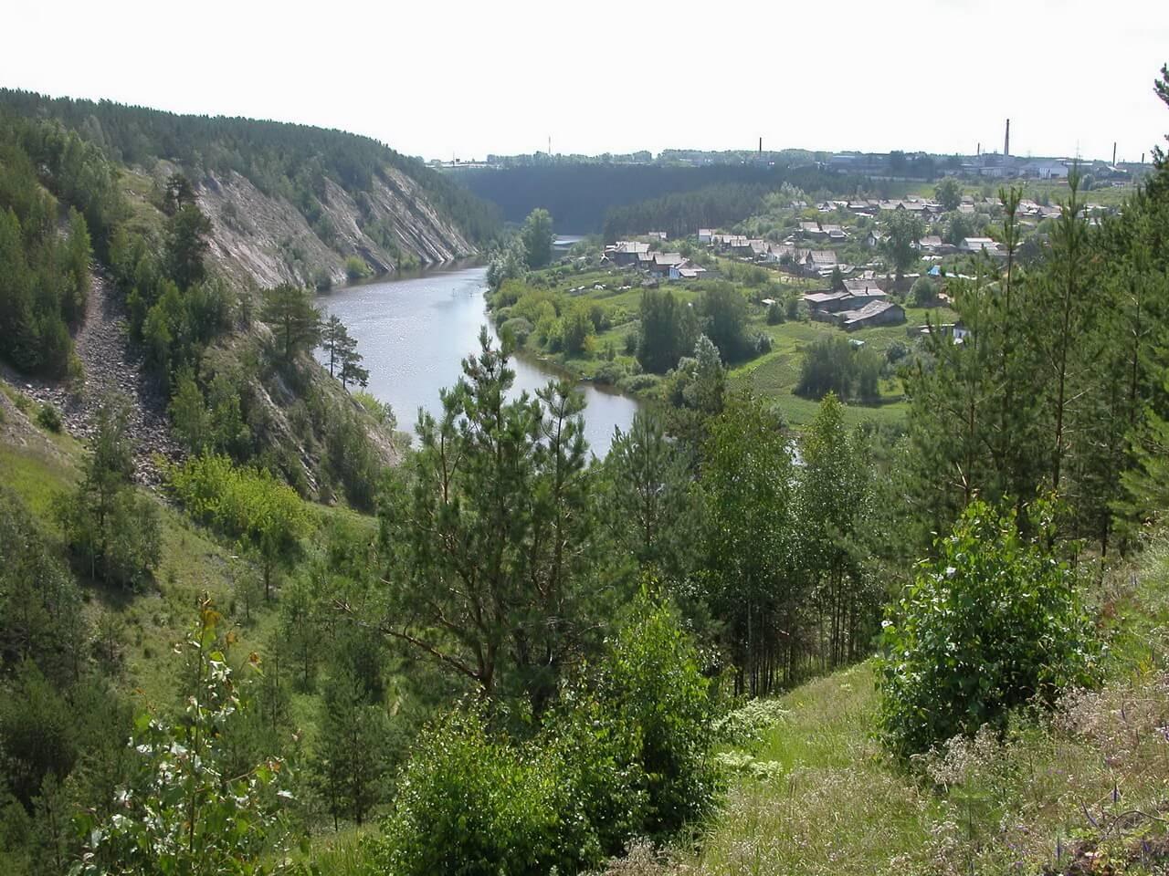 Пещера Гебауэра, Сухой Лог, Свердловская область
