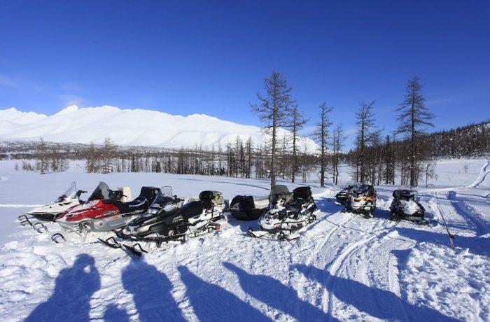 Гора Сабля, Приполярный Урал