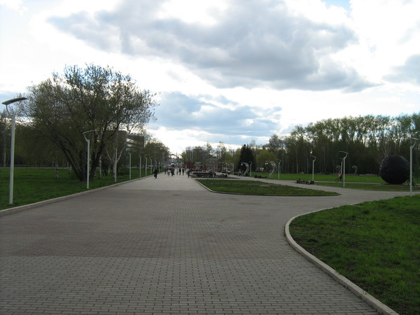 Парк Камней, Пермь, Пермский край