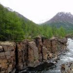 Большое путешествие через плато Путорана