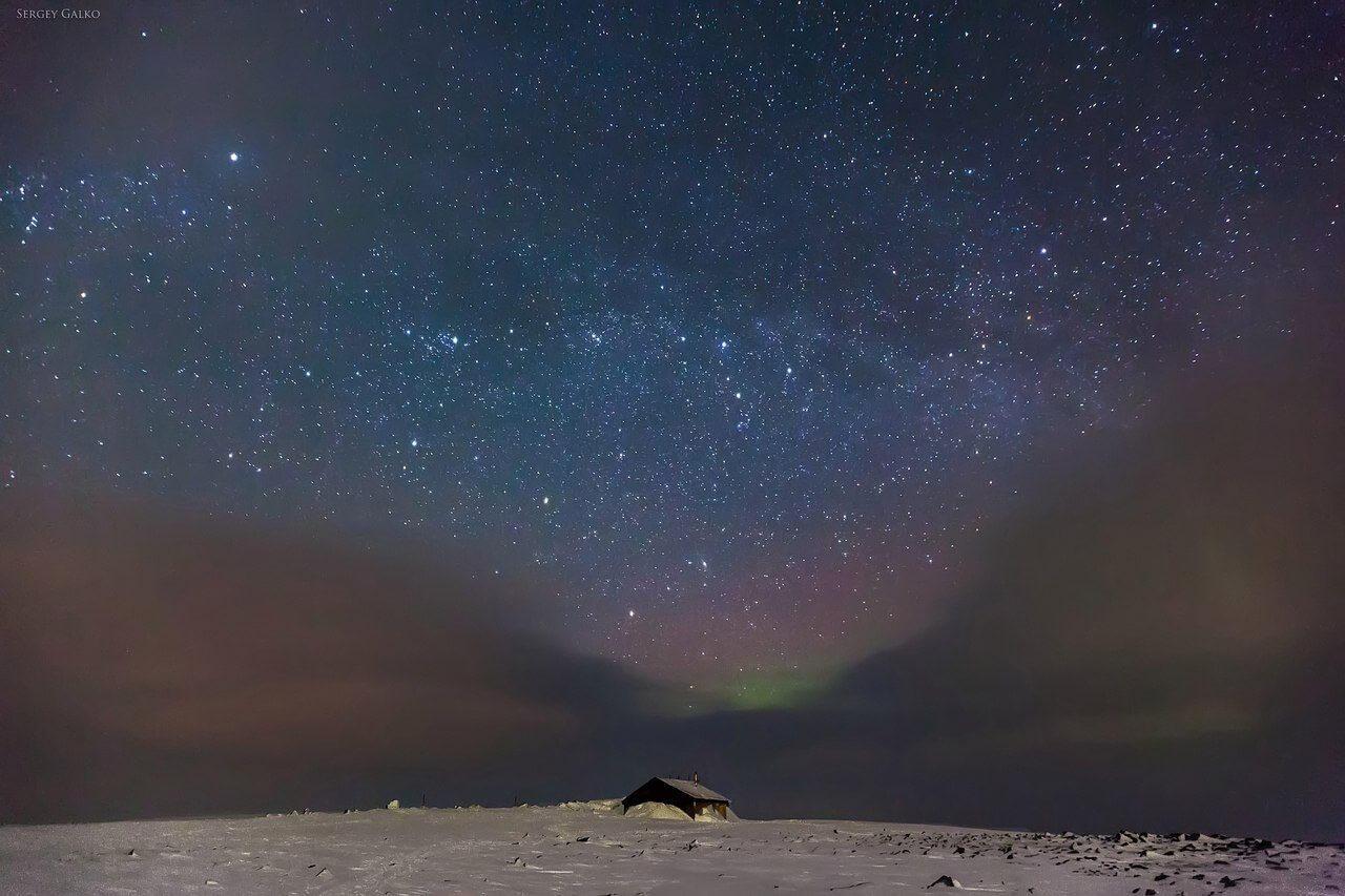 Горное плато Рай-Из, Ямал, Полярный Урал