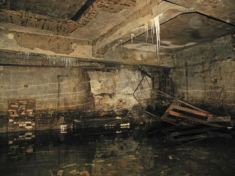 Подземелье Городка Чекистов