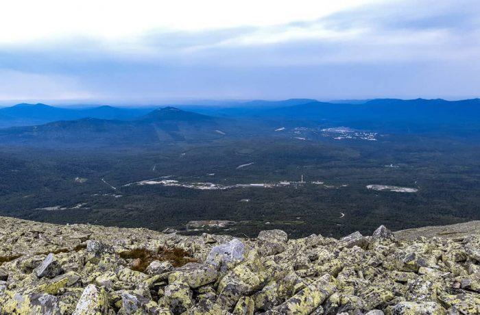 Гора Большой Ямантау