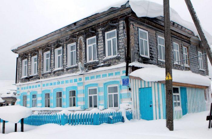 Покча, Пермский край