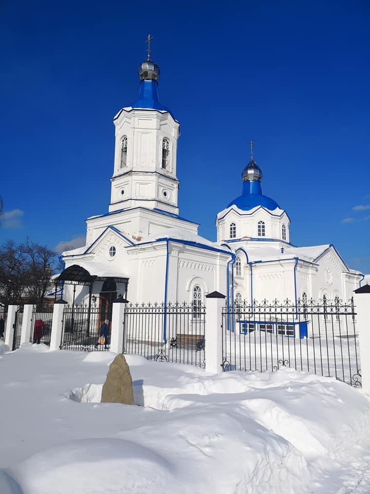 покровская церковь в женском монастыре