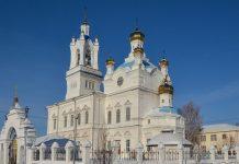 Свято-Покровский собор города Камышлова
