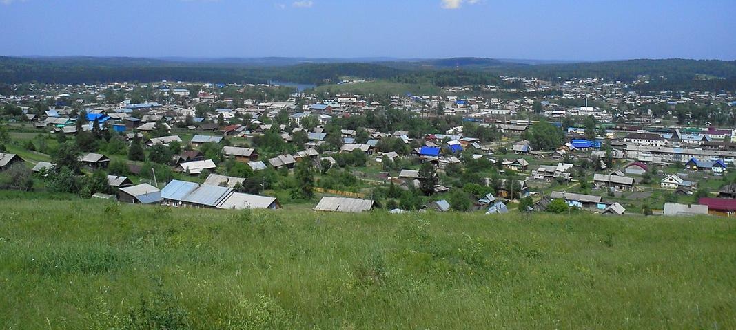 Поселок Шаля