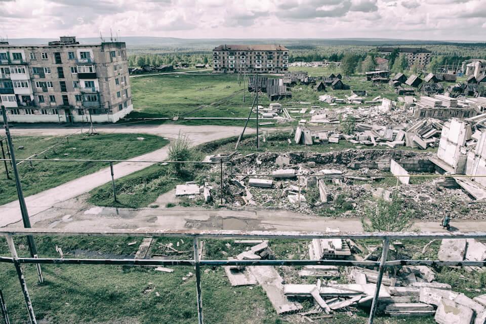 поселок Юбилейный, Пермский край