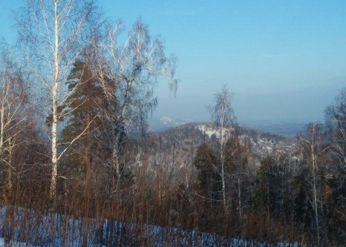 Потанины горы