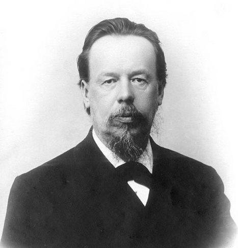 Александр Степанович Попов, День Радио