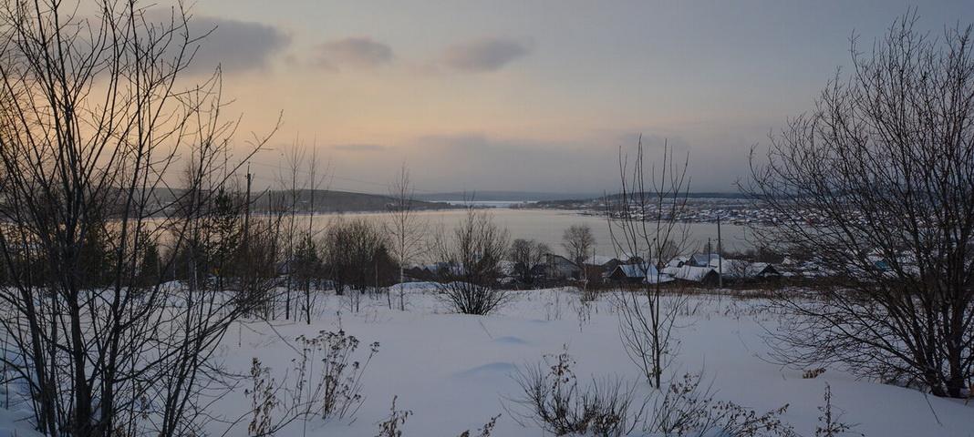 Верхнетагильский пруд