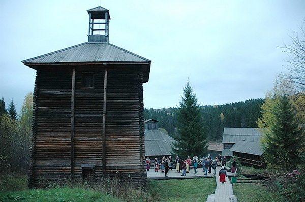 Рассолоподъёмная башня. Автор фотографии - Trophikana