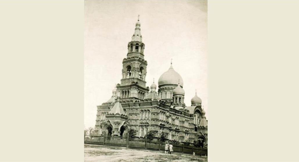 Серов (Надеждинск): Спасо-Преображенский собор