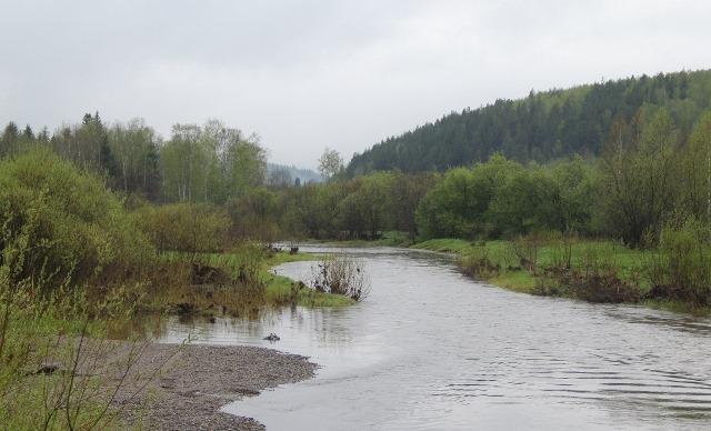 река Бардым. Терсяцкая волость