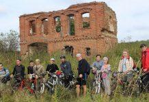 Рецепт вело-счастья: Екатериновка, Обуховская яма и дом купца Обухова
