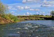 Река Бисерть: описание, как добраться, фото