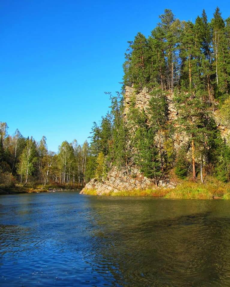 Река Лемза, Башкортостан