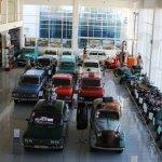 Музей «Ретро-Гараж» откроется в Перми на улице Дружбы