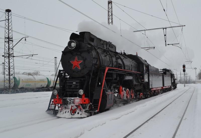 Путешествие на ретро-поезде в Перми