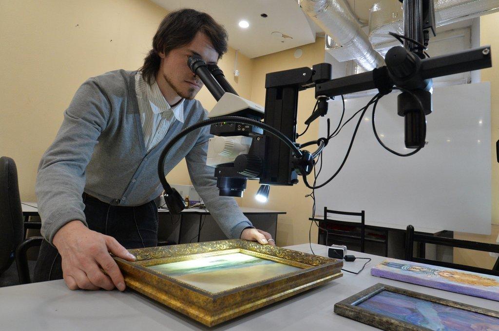Еще один подлинник картины Рубенса в Ирбите: картину передали на экспертизу