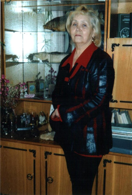 Тамара Русакова, Реж, Свердловская область