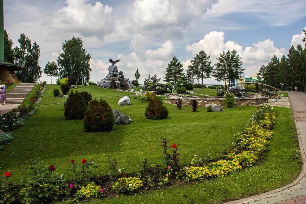 Санаторий Янган-Тау, Башкортостан, Южный Урал